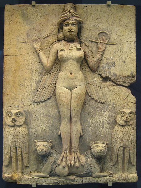 The Burney Relief, aka Queen of the Night
